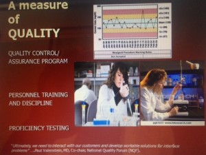 Measuring Quality in The Medical Laboratory